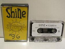 SHINE NUMER 96 ORIGINAL 1992 MELODIC HAIR GLAM SLEAZE METAL DEMO TAPE