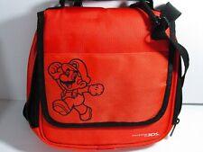 Nintendo 3DS bag Orange Shoulder Strap