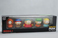 South Park Series1 Limited Edition Collector's Box Set Mini Figures