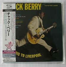 CHUCK BERRY - St. Louis To Liverpool + 7  JAPAN SHM MINI LP CD NEU UICY-94631