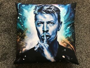"""18"""" Home Sofa Popular Rock Singer David Bowie Cushion Cover (5 Years)"""