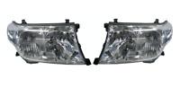 Headlight Pair for Toyota Landcruiser 200 Series UJZ200/VDJ200 08/2007 ~ 12/2011