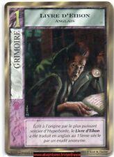 Mythos CCG - Livre d'Eibon (Anglais) - Grimoire / Limited FR