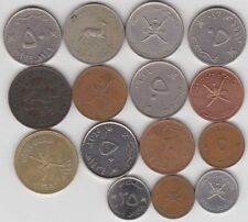 Collections/Bulk Lots Oman Middle Eastern Coins