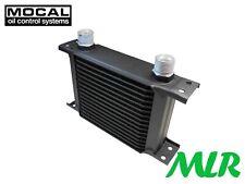 MOCAL 16 ROW 115MM 1/2BSP UNIVERSAL ENGINE OIL COOLER OC1163-8 ADI