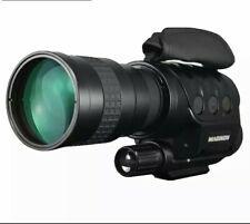 Professional Night Vision Monocular Digital Infrared Tactical Telescope Hd Long