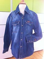 Zara! TOP! traumhaftes Jeans Hemd im used look! TOP! Gr. 3-4 Jahre oder 104cm