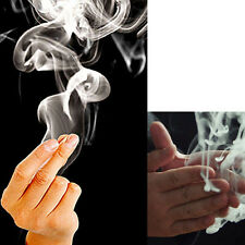 Magic Gimmick Prop Mysterious Finger Smoke Hand Smoke Magic Trick Props Item CAD