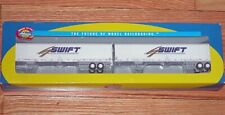ATHEARN 28408 53' WABASH DURAPLATE TRAILERS (2) SWIFT