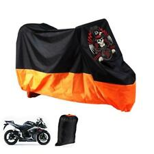 XXXL Waterproof Motorcycle Bike Cover For Harley CVO Ultra Classic Electra Glide