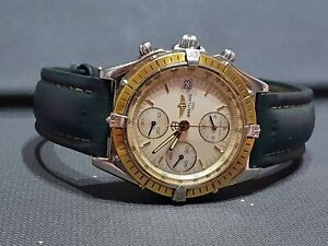 Breitling Chronomat D13050 10th Anniversary 18k/steel Automatic Watch