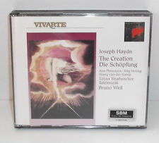 SX2K 57 965 Haydn The Creation Ann Monoyios Jorg Hering Harry Van Der Kamp 2CD
