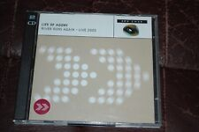 Life Of Agony -River Runs Again Live2003(2xCD album)NEW promo with press release