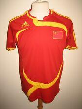 China rare international football shirt soccer jersey trikot maillot size S