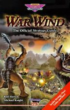 War Wind: The Official Strategy Guide (Secrets of the Games Series) PC Game Book