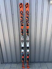 Völkl Racetiger Speedwall GS R UVO Rennski Ski 191cm Mod. 2016/17 Testski T252