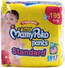Mamy Poko Pants Standard 17 Pcs (9 - 14 Kgs) - Large...