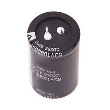 63V 10000F condensatore elettrolitico CD293 85 per audio N6L8