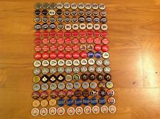 Lot Of 150 Beer Bottle Caps Old Model Style Miller MGD Light Budweiser Leinies