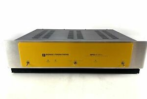 Sonic Frontiers SFD-1 MKII Digital Processor, Vintage Tube DAC with HDCD