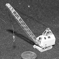 "Z-scale 1:220 Nickel Silver etched Crane Kit ""Krupp Ardelt Dier 59"""