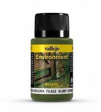 Vallejo Slimy Grime Dark Model Paint Kit VAL 73822
