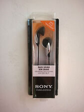 NEW Genuine SONY MDR-E818LP Fontopia Twin Turbo earphones mp3 / ipod / walkman