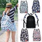 Cute Panda Women Girls Backpack Canvas School Bag Girls Rucksack Satchel Bookbag