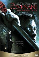 THE COVENANT~BROTHERHOOD OF EVIL~2006 VG/C DVD~CHANDRA WEST MICHAEL MADSEN