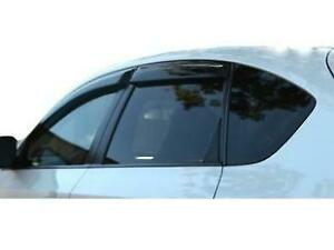Weather Shields for Subaru WRX Impreza Hatch (2007 - 2013 Models)