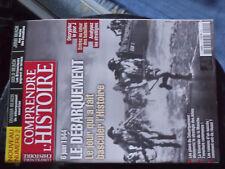 21$$ Revue Comprendre l'Histoiren°2 6 juin 1944 Le debarquement Omaha Gold Juno