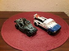 Transformers 2005 Movie Lot of 2 Landmine Longarm