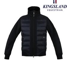 Kingsland Amsterdam Jacket dark navy blue size XS UK 6 ladies padded coat