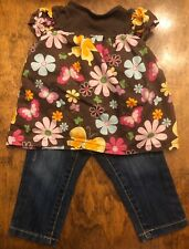 6-12 Months Baby Girls Clothing Lot, LOOK!
