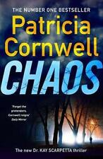 NEW Chaos By Patricia Cornwell Hardcover Free Shipping