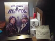 "NIP! ""HIGHWAY TO HEAVEN"" DVD COMPLETE FOURTH SEASON SEALED! MICHAEL LANDON 2014"