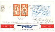 PORTUGAL 1939 SPEC FLIGHT COVER TO USA   F/VF