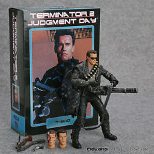 TERMINATOR 2 - JUDGMENT DAY - FIGURA T-800 / JUDGMENT DAY / T-800 FIGURE 18cm