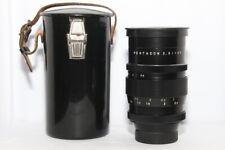 PENTACON 135mm 2,8 Obiettivo TELE a Vite M42 BOKEH 15 BLADES 15 LAMELLE x Reflex