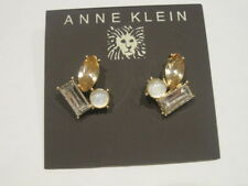 Anne Klein Simulated Diamond Cluster Earrings *NEW