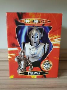 Dr Who Cyberman Bust