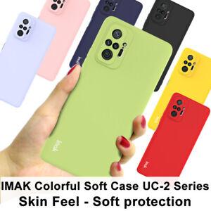 For Xiaomi Redmi Note10 Pro / Max IMAK Silm Colorful Soft Gel TPU Back Case