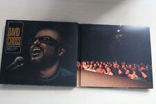 DAVID CROSS - BIGGER AND BLACKERER (CD ALBUM)  stand up comedy