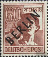 Berlin (West) 14 geprüft gestempelt 1948 Gemeinschaft