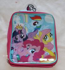 "F16ML29145 My Little Pony Lunch Bag 8/"" x 10/"""