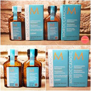MOROCCANOIL Treatment 25ml (Light & Original) - ANTIOXIDANT RICH ARGAN OIL!