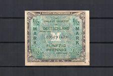 ALLEMAGNE Germany  billet 1/2 mark série 1944 Allied occupation P. N° 191