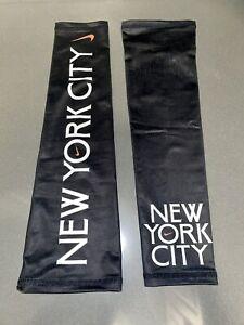 Rare NIB Nike Pro Elite Dri-Fit NEW YORK CITY UV Arm Sleeves Gyakusou sz L/XL