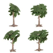 4x Ancient Cycad Tree Model Landscape Scenery House Garden Green Diorama