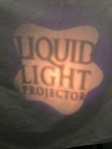 Vintage Can You Imagine Liquid Light Projector